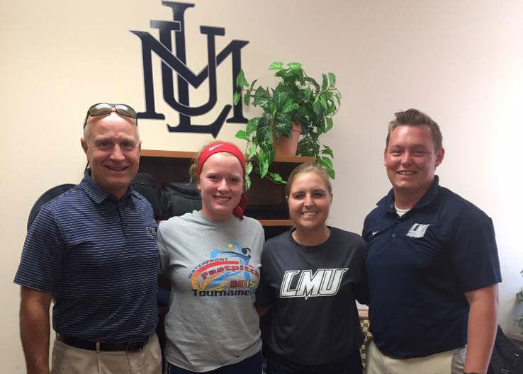 Faith Howe Commits to Lincoln Memorial University