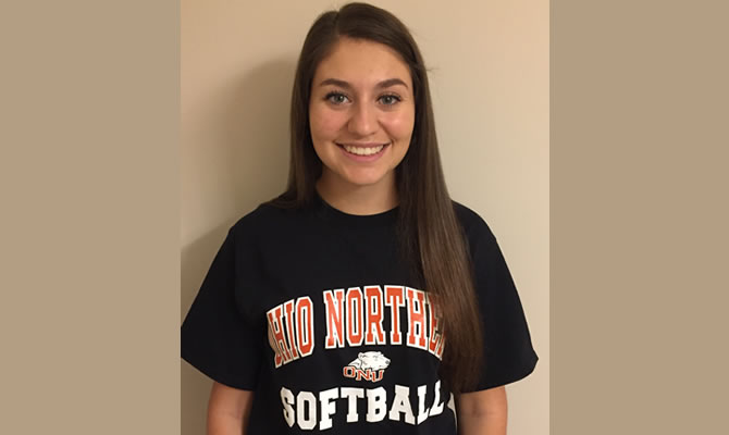 Marissa Cilluffo Commits to Ohio Northern University