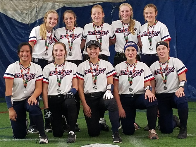 14u Wright - Spooktacular - 2nd Place HS Division