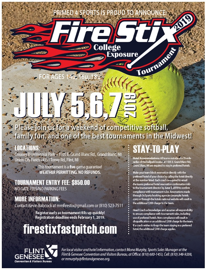 2019 firestix tourney flier