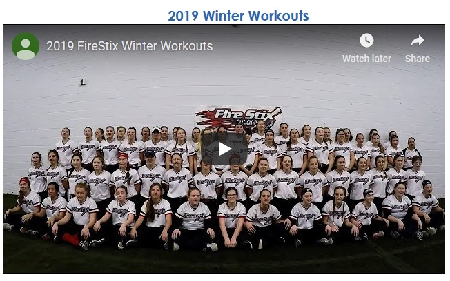 2019 Winter Workouts Video