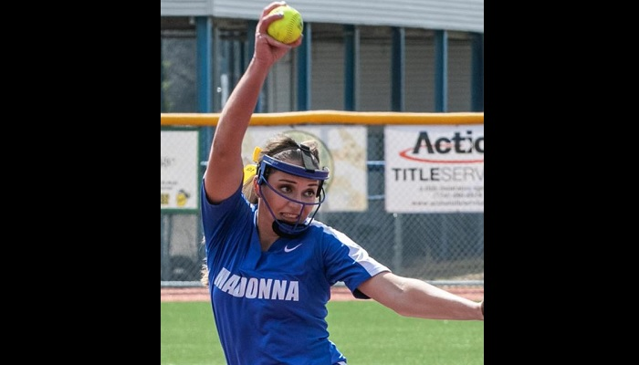 Madisen Henry - WHAC Pitcher of the Year