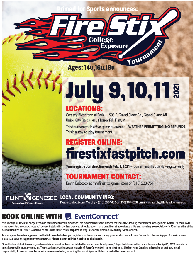 2021 Firestix College Exposure Tournament