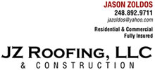 jz roofing