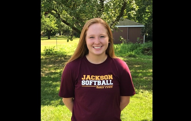 Ellie Greene Commits to Jackson College